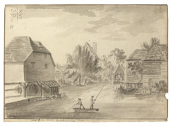 West Gate Mill, Canterbury, June 21 1788